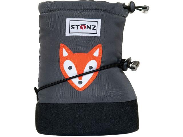 Stonz Infants Fox Booties Grey